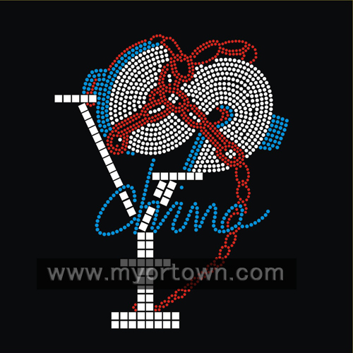 Custom heat transfers for t shirts rhinestones shirts for Customized heat transfers for t shirts