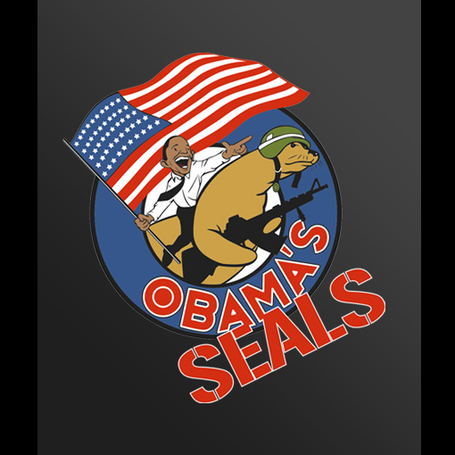 Obama 39 s seals iron on heat transfer it s made of heat for Heat press decals for t shirts