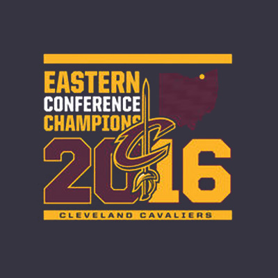 Cleveland Cavaliers 2016 Eastern Conference Champions
