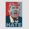 Trump Hate Printable Vinyl Heat Transfer Designs Wholesale 30pcs/lot
