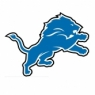 Detroit Lions Primary Logo <2009-Present> Iron On Transfers Wholesale 30pcs/lot