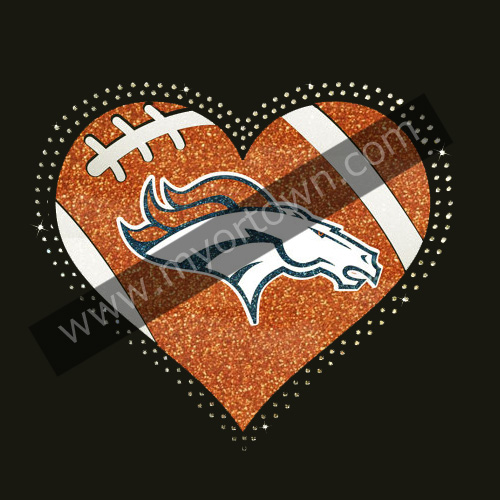bronco shirts with bling