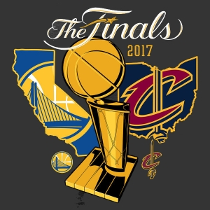 Fanatics Branded Cleveland Cavaliers Vs Golden State