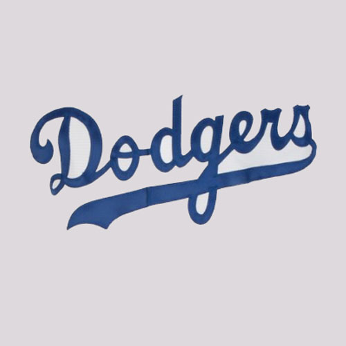 photo relating to Dodger Schedule Printable identify Los Angeles Dodgers Printable Warm Shift Vinyl